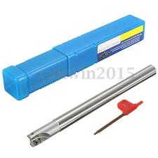 BAP300R C16-16-200-2T Indexable End Mill Tool + 198mmx15.8mm T8 Spanner Set Kit