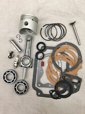 Deluxe Master K161 Engine Rebuild Kit (lg bore) W/Ex valve & bearings tune up