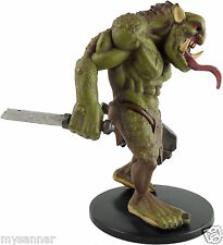 D&D mini TROLL CHAMPION Shattered Star Pathfinder Dungeons & Dragons Miniature