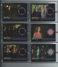 Harry Potter Prisoner Azkaban Costume card Harry's Black Cloak #/100