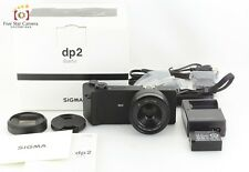 Near Mint!! Sigma DP2 Quattro 20.0 MP Digital Camera with Box from Japan