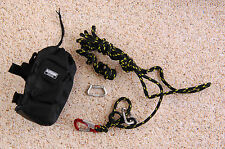 1/6 Scale DAMTOYS SDU Assault Team Leader CLIMBING ROPE, CARABINERS, BAG