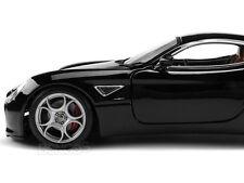 Alfa Romeo 8C Competizione 1:18 Scale Diecast Model (Black)