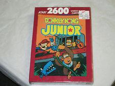 Donkey Kong Junior  (Atari 2600, 1988) Brand New