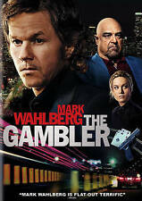 THE GAMBLER/Mark Wahlberg/NEW DVD/BUY ANY 4 ITEMS SHIP FREE