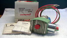 "ASCO Red-Hat valve 8262G80 1/4"" NEW IN BOX"