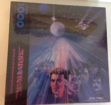 Star Trek Journey to the Undiscovered Country 1000pc Springbok Jigsaw Puzzle New