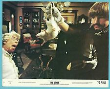 The Other 1972 20th Century Fox Movie Film Publicity Press Photo Lobby Card Rat