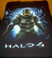 HALO 4 BLACK OPS T-SHIRT XL MASTER CHIEF COD FIGURE VIDEO GAMER CALL OF  DUTY