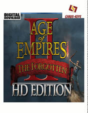 Age of Empires II 2 HD - The Forgotten DLC Steam Pc Game Key Global Blitzversand