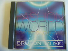 JOHN  ADAMS FASHION WORLD RARE LIBRARY SOUNDS MUSIC CD