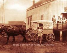 COCA COLA BOTTLING COMPANY PHOTO 1890 COKE MEDICINE SODA BEVERAGE 1890  #20747