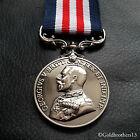 Military Medal WW1 British Bravery In The Field Royal Gallantry medal army Copy.