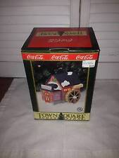 1995 COCA COLA TOWN SQUARE COLLECTION - THE GRIST MILL RESTAURANT    NEW IN BOX
