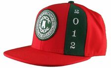 Crooks and Castles Titleholder True Red Snapback CapHat  Size: O/S