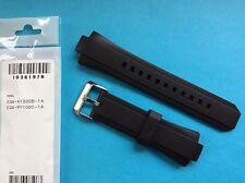 Casio uhrband AEFCasio eqw-a1000, eqw-m1100, negra