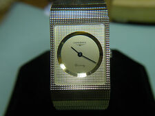 "MENS RARE & VINTAGE LONGINES ""MIRAGE"" SWISS QUARTZ WATCH A MUST SEE LOOK WOW!!!"