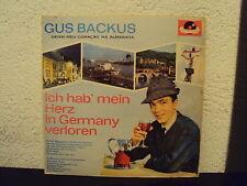 GUS BACKUS - Deixei meu coracao na alemanha     ***Bra - Press***