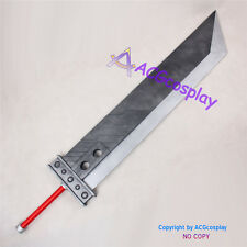 Final Fantasy VII FF7 Zack Fair Cloud Strife Big Sword Cosplay Prop PVC made