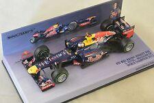 MINICHAMPS 410120101 - Red Bull RB8 Vettel Vainqueur GP Bresil 2012 1/43