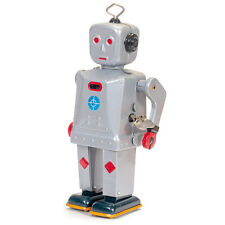 SPARKLING MIKE ROBOT VINTAGE COLLECTIBLE TOY ROBOT