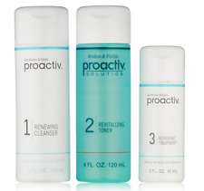 Proactiv Proactive 3 Step Acne Treatment System Kit Solution 60-day Cleanser
