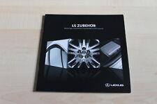 129913) Lexus LS - Zubehör - Prospekt 04/2013