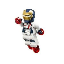LEGO MARVEL SUPER HEROES AVENGERS MINIFIGURE IRON MAN IRON LEGION 76038