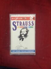 Strauss - Greatest Hits (CASSETTE, Sep-1991, RCA Vic...