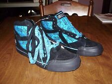 VINTAGE DEADSTOCK LA GEAR SKATE SKATEBOARDING SHOES size 10 VANS SK8 HI AIRWALK