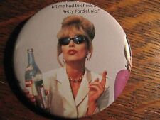 Patsy Stone Pin - Absolutely Fabulous LGBT Drag Queen Gay Queer Stolichnaya Pin