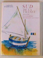 DVD CARNETS D'AILLEURS - SUD DE LA FRANCE - MARSEILLE / CAMARGUES / CORSE