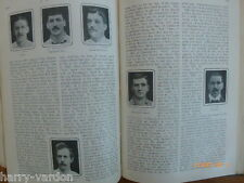 Liverpool Everton Blackburn Preston Bolton Bury FC Manchester 1904 Old Football