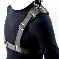 Single Shoulder Strap Grip Mount Harness Belt For GoPro Hero 4/3+/3/2/1 Camera