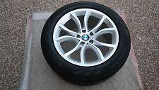 "BMW OEM FACTORY ORIGINAL STYLE 594 X5 & X6 19"" WHEEL/TIRE/TPMS & CENTER CAPS"