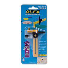 OLFA CMP-1 Compass Circle Cutter Knife, Up to 6 inch