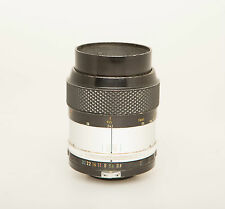 Nikon Nikkor-Q Auto 135mm f/2.8 Pre-Ai Manual Focus Lens S/N 263757
