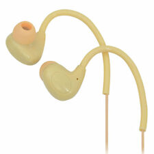 Professional Stage Monitor Dual Driver In Ear Moulded Ear Phones [007680]