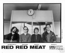RED RED MEAT PROMO PHOTO Sub Pop Chicago Indie Rock