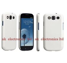 UK CASE-MATE WHITE BARELY THERE HARD CASE COVER FOR SAMSUNG GALAXY i9300 S3 SIII