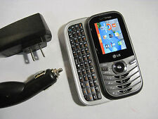 GOOD!! LG Cosmos 3 VN251s Camera QWERTY Bluetooth CDMA Slider VERIZON Cell Phone