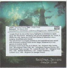 (EM940) Emiliana Torrini, Jungle Drum - 2009 DJ CD