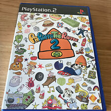 PaRappa The Rapper 2 PS2 Playstation 2 Game PAL - FAST POST