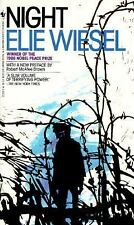 Night by Elie Wiesel-Holocaust memoir-classic-combined shipping
