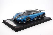 #F041-10 - Fronti-Art Koenigsegg Agera HH - Blue - 1:18