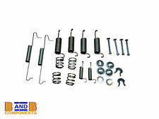 VW T2 BAY TRANSPORTER CAMPER VAN BRAKE SHOE FITTING KIT 211609072 1973-1979 A547