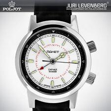UK POLJOT Signal 2612 russian Alarm wrist watch Aviator
