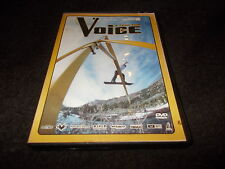 GETFAST VOICE DVD A 16mm Film Snowboarding Mark Reilly Aliksi Vanninen Gigi Ruf