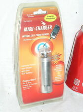 NEW INSTANT EMERGENCY INSTANT CELL PHONE POWER MAXI-CHARGER JB-C02 USA