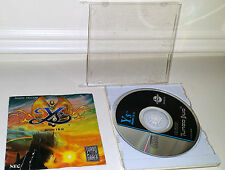 Ys Book I & II (TurboGrafx-CD, 1990) TURBO DUO PC ENGINE DUO TG-16 TGX Good B-